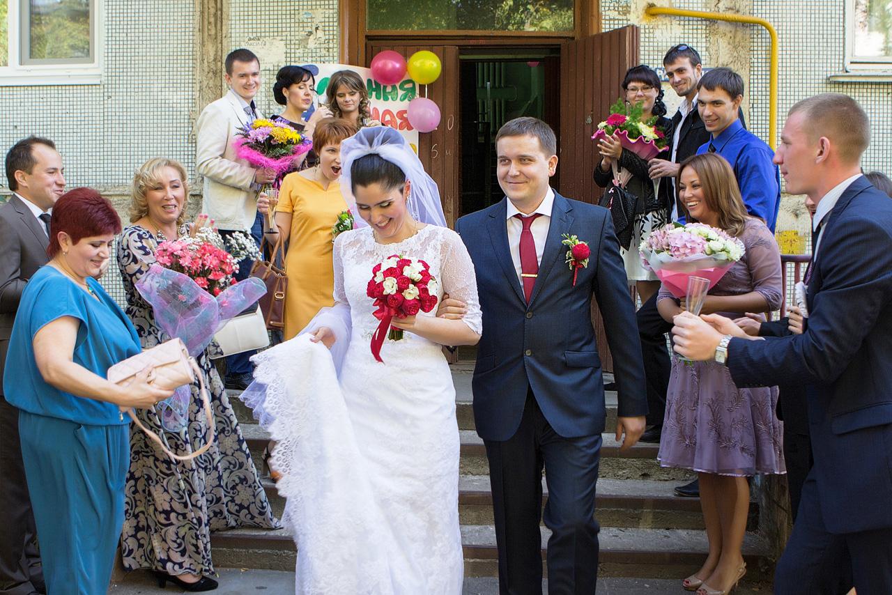 Снять свадьбу в Солнечногорске