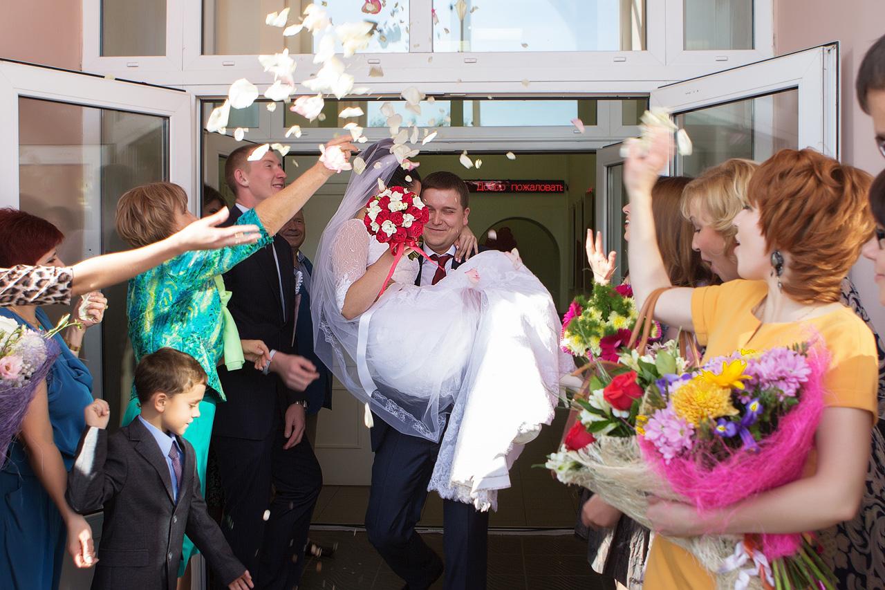 Видеооператор на свадьбу в Солнечногорске